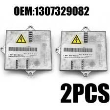 2* For BMW E46 E63 E64 M3 X3 Xenon Ballast HID Bulb Control Unit Computer Module