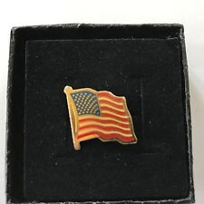 USA STARS AND STRIPES  Enamel Collectors Item  Great Condition Freepost