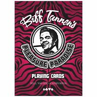Back To The Future 2 - Biff Tannens Pleasure Paradise Playing cards