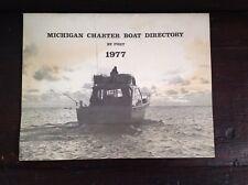 Michigan Charter Boat Directory