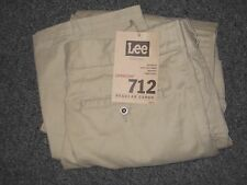 "New, Lee 712 Regular Cargo Men`s Heavy Duty Trousers. 34""W 30""L  ,"