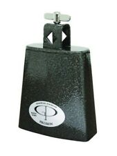 GP Percussion 4 Inch Cowbell Classroom Band Music Instrument Drum Set Accessory