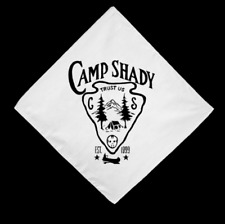 Eminem CAMP SHADY Bandana Limited Edition Slim Shady