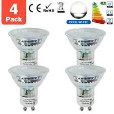 4x GU10 4W SMD LED Bulbs Lamp Reflector Bulb Spotlight Light Daylight High Power