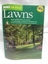 All about Lawns by Ortho Books Staff (1999, Paperback)