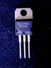 BDX53B - Texas Instruments NPN Darlington Transistor 8A 80V (TO-220)