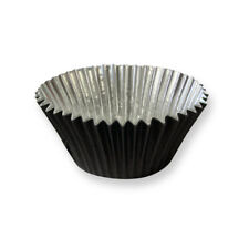 PME Cup Cake Muffin Birthday Party Sugarcraft Decoration Black Baking Case Cases