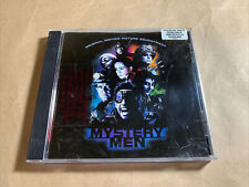 Mystery Men (Original Motion Picture Soundtrack) by Various (Cd, 1999) Promo