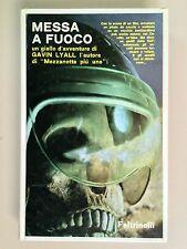Messa a fuoco di Gavin Lyall Ed.Feltrinelli 1967