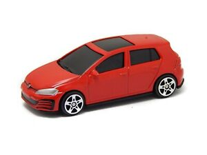 Volkswagen Golf 7 VII GTI Red Maisto 1:64 3 inch Toy Car