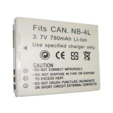 NB-4L Battery for CANON DIGITAL IXUS 55,DIGITAL IXUS 60,DIGITAL IXUS 65 /-50/40