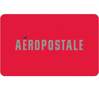 Aeropostale Gift Card - $25 $50 or $100 - Email delivery