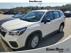 2020 Subaru Forester  Crystal White Pearl Subaru Forester with 13209 Miles available now!