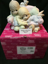 """Mib, Precious Moments """"Together Is The Nicest Place To Be�, 4003175, Enesco"""