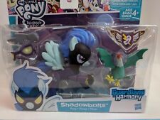 My Little Pony Guardians of Harmony Shadowbolts Pegasus & Cockatrice MOC