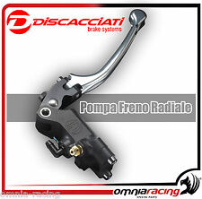 Discacciati Front Racing Radial Brake Pump - Master Cylinder19mm FDR0009