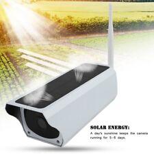 WIFI TELECAMERA IP PANNELLO SOLARE IR INFRAROSSI 1080P HD WIRELESS ESTERNO 2MP