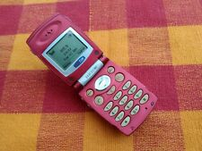 Samsung SGH A400 - Red (Unlocked) Cellular Phone