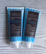 2* Nelson J Beverly Hills Moisture Healing Coconut Oil Hair Mask Full size 3.4oz