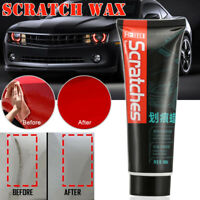 1x Car Scratch Repair Wax 100ml Remove Scratches Paint Body Care Remover Protect