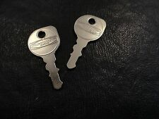 MERCURY # 102 REPLACEMENT IGNITION KEY PAIR (2) 30431102 MARINE BOAT