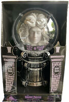 Disney NEW Haunted Mansion Madame Leota Crystal Ball With Fog Effect