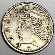 # C2830   BRAZIL   COIN,     20  CENTAVOS   1970