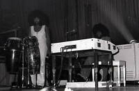 Manuel Kellough And Billy Preston Of The Rolling Stones 1973 MUSIC OLD PHOTO