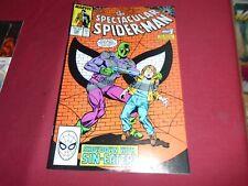 SPECTACULAR SPIDER-MAN #136 Marvel Comics 1988 VF-