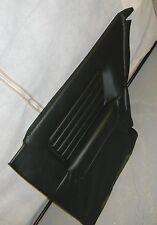 **BMW E30 318i 320i 323i 325e 325i M3 Black Trim Lining Panel Vinyl Rear Right