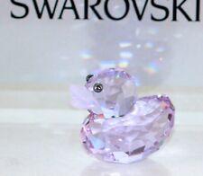 Swarovski Original Figurine Happy Duck Lovely Lucy 1143455 New