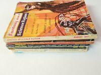 If, Analog, fantasy, strange science Fiction Magazine, fantasy  1960's lot of 6