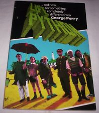 Life of Python by George Perry (TPB) (Monty Python's Flying Circus)