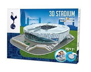 Paul Lamond Games White Hart Lane Tottenham Hotspur Stadium 3D Jigsaw Puzzle