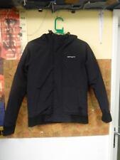 Carhartt Black Hooded Waterproof Jacket - XS