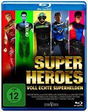 Superheroes - Voll echte Superhelden ( Doku Action-Komödie BLU-RAY ) NEU