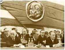 Hungary, Budapest, 10th Congress of the Hungarian Socialist Workers  .  Tirage