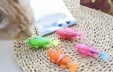 Battery-Powered Fish Cute Electronic Robotic Swimming Fishes Cartoon Toys New