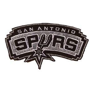 "2003 SAN ANTONIO SPURS NBA BASKETBALL 4 7/8"" TEAM LOGO PATCH"