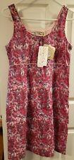 AVENTURA CLOTHING ORGANIC COTTON DRESS SIZE 8