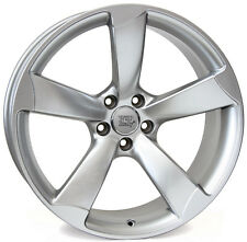 20 inch x9 GIASONE WHEELS SET - AUDI A5 S5 RS4 RS5 - ITALY - WAS $3K MEGASALE