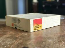 Vintage Kodak Slide Tray Carousel Transvue 140 in Original Box