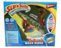 Wham-O Slip N Slide Wave Rider Kids Summer Garden Outdoor Boogie Water Slide