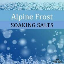 Alpine Frost Soaking Salts
