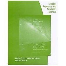 Differential Equations with Boundary-Value Problems by Warren S. Wright and...