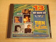 CD / HET BESTE UIT VTM TIEN OM TE ZIEN - VOL. 13