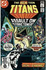 New listing New Teen Titans #7 - Origin of Cyborg - Vf/Nm