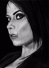 Amazing professional custom pencil portrait from your photo (FREE SHIPPING!!!!!)