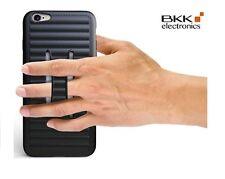 iPhone 6 Plus Apple Custodia protettiva nero GUSCIO Silicone Meliconi