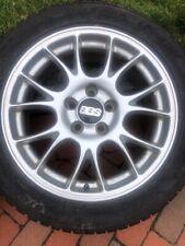 4 BBS wheels 17 x 7.5 C0 DSK Bright Silver